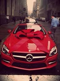 bows for cars presents imagine receiving this around christmas time that beautiful