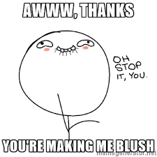 Aww Thank You Meme - meme off forum game wizful page 5 manacube 盪 forums