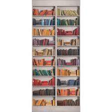 york wallcoverings 120 in x 26 in american classics 2 panel book york wallcoverings 120 in x 26 in american classics 2 panel book shelf