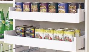 Roll Out Pantry Shelves by Closet And Pantry Organizers Closet Shelves Accessories