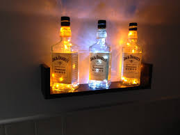 Whiskey Bottle Chandelier Whiskey Bottle Chandelier Kit Musethecollective