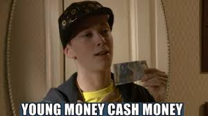 Cash Money Meme - image young money ca h money png made up characters wiki