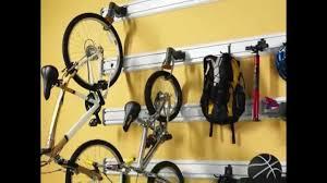 gancio porta bici claw gladiator garageworks by whirlpool youtube