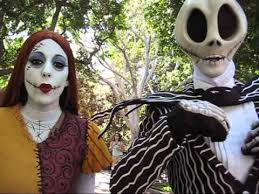 Sally Jack Halloween Costumes Jack Sally Orleans Square