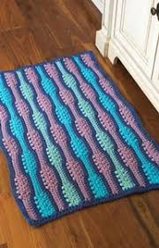 Crochet Tshirt Rug Pattern Refresh Your Floors With Crochet Rugs 10 Free Patterns