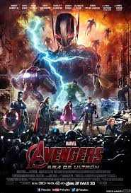 Ver Pelicula Vengadores: La era de Ultron