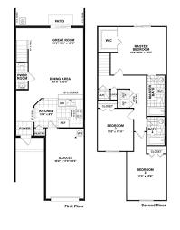 town house floor plan 3 bedroom townhouse floor plans with garage u2013 readvillage