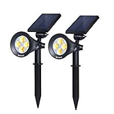 Best Outdoor Solar Flood Lights Best Solar Spot Lights For Outdoor Review Top Rated