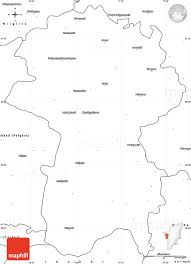 India Blank Map by Blank Simple Map Of Coimbatore