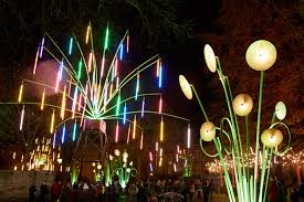 garden of lights hours light up the north a network of outdoor light festivals across the