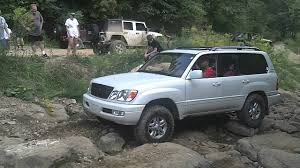 lexus overland park lx470 on the rocks youtube