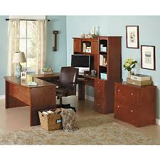broadstreet outlet contoured u shaped desk 30