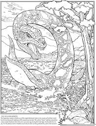 sea serpent coloring pages aecost net aecost net