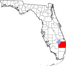 Del Ray Florida Map by File Map Of Florida Highlighting Palm Beach County Svg Wikimedia