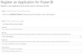how quickly design a power bi report and integrate it on dynamics