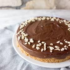 chocolate hazelnut torte a dash of ginger
