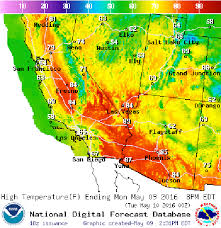 weather radar table rock lake weather for high sierra backpackers reports forecasts predictions