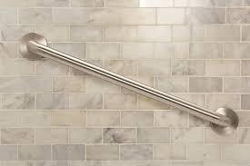 amazon com moen 8732 home 32 inch bathroom grab bar stainless