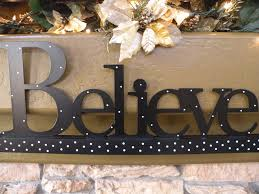 believe home decor great holiday decor idea that works for other holidays too