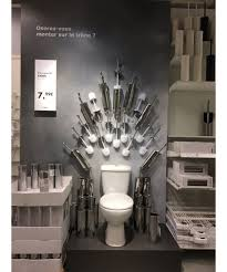 ikea game of thrones iron throne display toilet