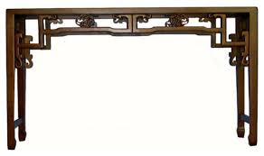 Oriental Sideboards Asian Style Console Tables Oriental Console Table Top Design Asian