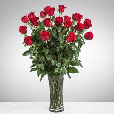 flower delivery springfield mo two dozen stemmed roses by bloomnation in santa clarita ca