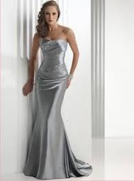 silver dresses for a wedding beautiful column strapless knee length wedding dress 25th