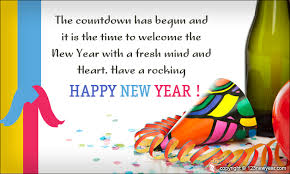happy new years card happy new year wishes and greetings