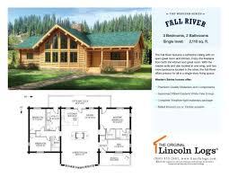Lincoln Log Homes Floor Plans Floor Plans Log Homes 18 Images Vida Verde Standard Model