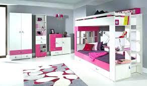 mobilier chambre pas cher interieur maison blanche usa lit superpose original pour fille