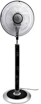 pedestal fan with remote hitachi stand fan 16 with remote control silver esp100r fans