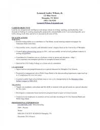 Best Investment Banking Resume Font by Cover Letter Font Template