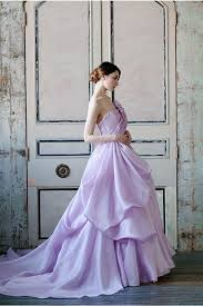lilac dresses for weddings purple lavender princess wedding gown dress bridebug bridebug