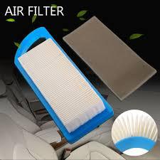 briggs u0026 stratton 795115 lawnmower air filter ebay