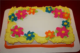 home decorated cakes cool simple sheet cake decorating ideas decor idea stunning best