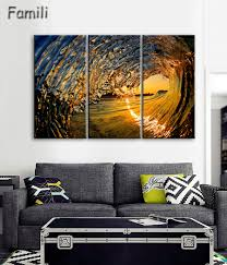 Art Decoration For Home by Online Get Cheap Ocean Wave Art Aliexpress Com Alibaba Group