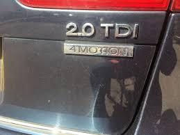 vw passat 2 0 tdi se 4motion 6 gears 140 bhp 5dr estate
