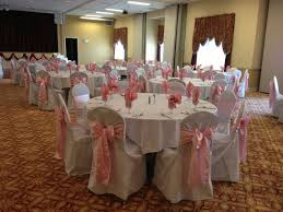 Chair Sash Rental Pink Satin Sashes U2013 Kiki U0027s Party Rental