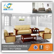 sofa for office china supplier nice modern wooden furniture model sofa set for