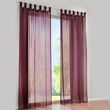 Tab Top Sheer Curtain Panels Curtain Roller Picture More Detailed Picture About New Window