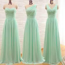 seafoam green bridesmaid dresses the 25 best mint green bridesmaids ideas on mint
