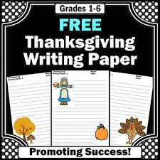 free thanksgiving writing papers ela literacy center activities tpt