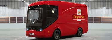 mail u0027s new electric delivery trucks take to the streets today