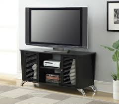 modern tv stands sleek black 47