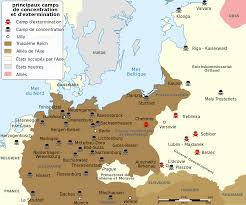 Map Of Ne File Ww2 Holocaust Europe N E Map Fr Svg Wikimedia Commons