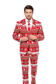 men u0027s christmas suits ugly sweater suits u0026 blazers