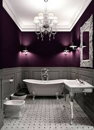 Gray And Black Bathroom Ideas Best 25 Purple Bathroom Interior Ideas Only On Pinterest Purple