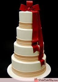 wedding cake ribbon ribbon wedding cake wedding cakes