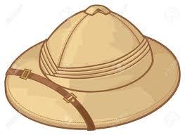 safari binoculars clipart safari hat vector illustration pith helmet royalty free cliparts
