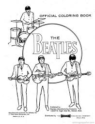 yellow submarine colouring free download